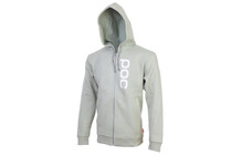 POC Men&#039;s Corp Hood Zip Gris